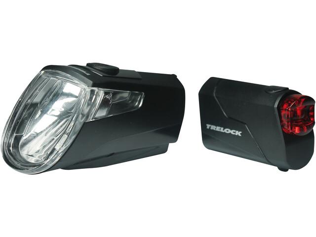 Trelock LS 360 I-GO Eco 25/LS 720 Reego Sistema Di Illuminazione